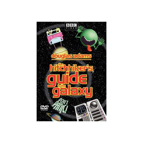 HITCHHIKERS GUIDE TO THE GALAXY (DVD/2 DISC) 794051235725