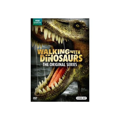 WALKING WITH DINOSAURS (DVD/2 DISC/REMASTERED/BBC) 883929353675