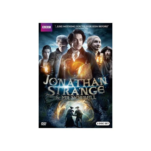 JONATHAN STRANGE & MR NORRELL (DVD/2 DISC) 883929407989