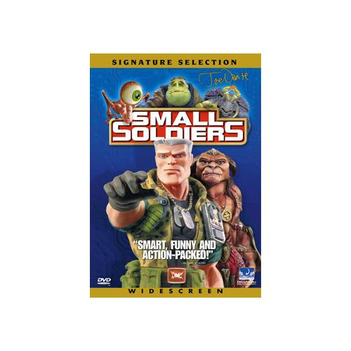 SMALL SOLDIERS (DVD) 883929312559