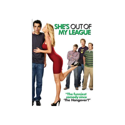 SHES OUT OF MY LEAGUE (DVD) 883929312900