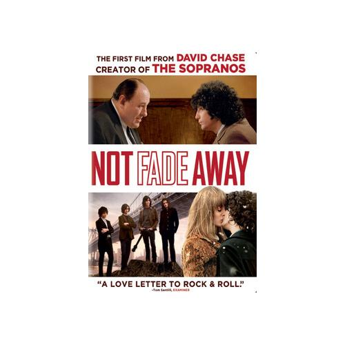 NOT FADE AWAY (DVD) 883929346806