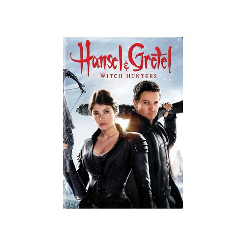 HANSEL & GRETEL-WITCH HUNTERS (DVD) 883929370832