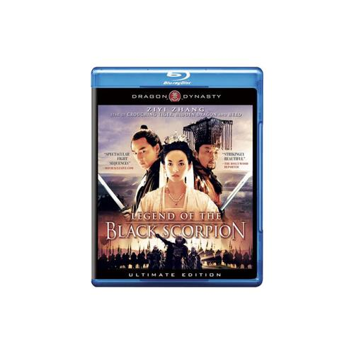 LEGEND OF THE BLACK SCORPION (BLU RAY) 883476027081