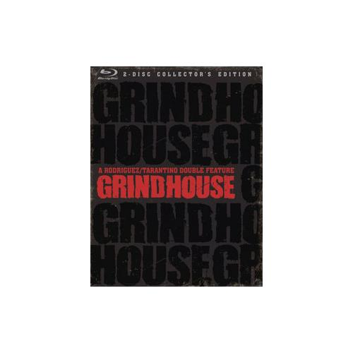 GRINDHOUSE (BLU-RAY/SPECIAL EDITION/2 DISC) 883476029115
