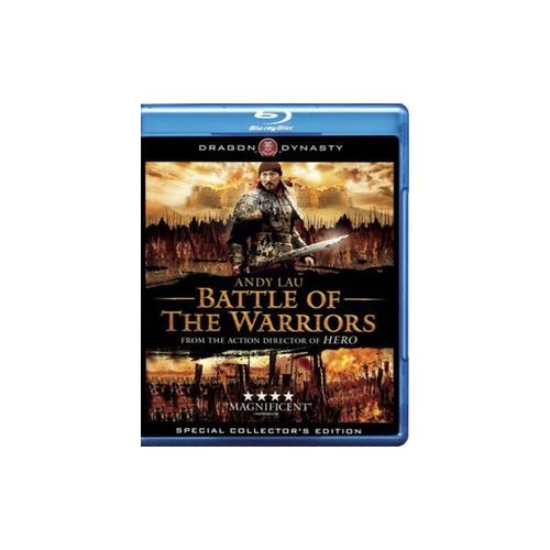 BATTLE OF THE WARRIOR (BLU RAY) 883476031408