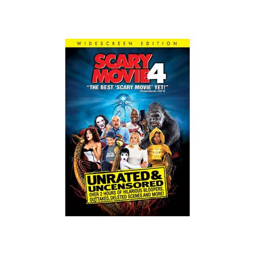 SCARY MOVIE 4 (DVD/WS/UNRATED) 796019794657