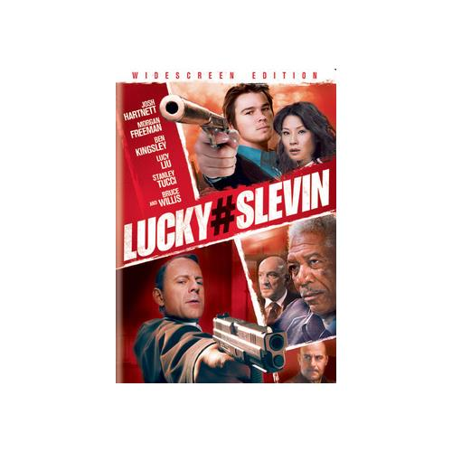 LUCKY NUMBER SLEVIN (DVD/WS) 796019794817