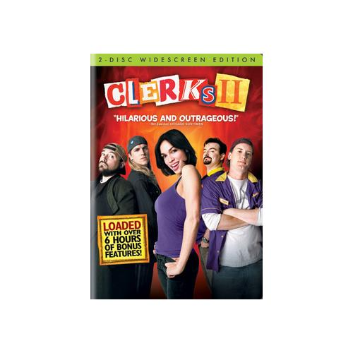 CLERKS II (DVD/WS/2 DISCS) 796019795982