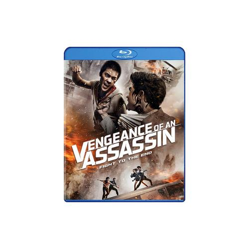 VENGEANCE OF AN ASSASSIN (BLU-RAY) 812491015223