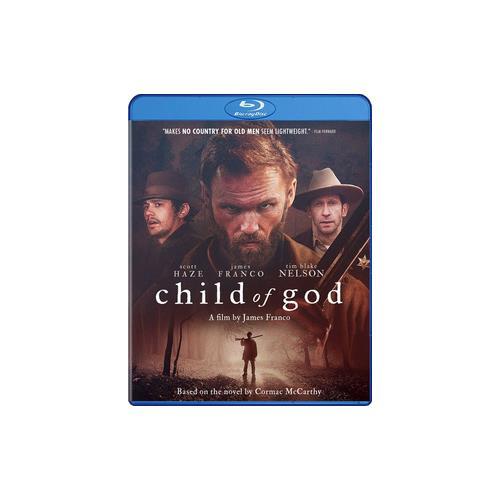 CHILD OF GOD (BLU-RAY) 812491015414