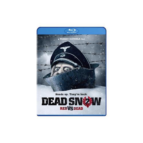 DEAD SNOW 2-RED VS DEAD (BLU-RAY/COLLECTORS EDITION) 812491015759