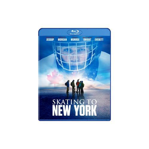 SKATING TO NEW YORK (BLU-RAY) 812491015933