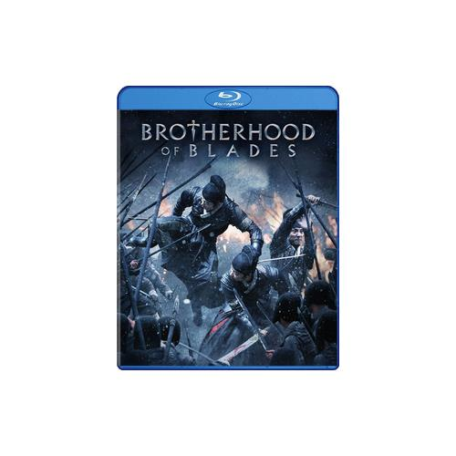 BROTHERHOOD OF BLADES (BLU-RAY) 812491016176
