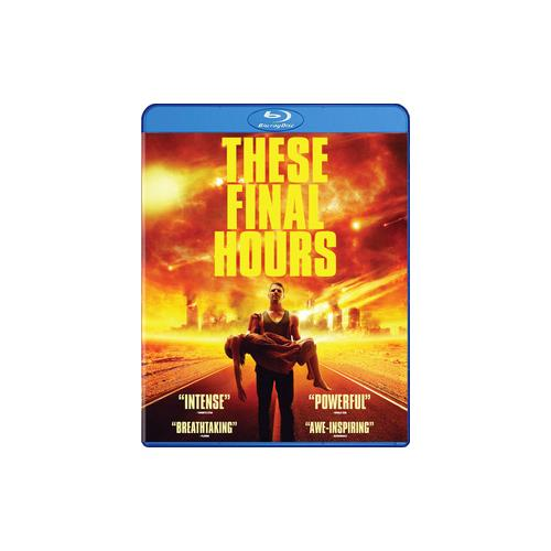 THESE FINAL HOURS (BLU-RAY) 812491016213