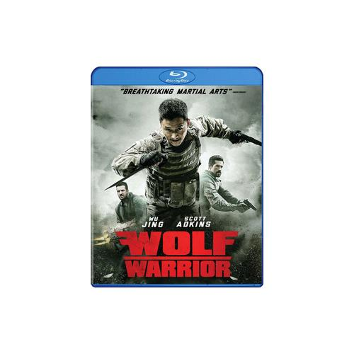 WOLF WARRIOR (BLU-RAY) 812491016404