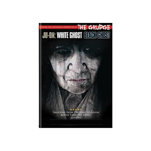 JU-ON BLACK/WHITE (DVD) 812491012208