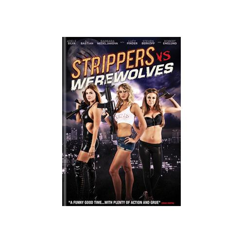 STRIPPERS VS WEREWOLVES (DVD) 812491013465