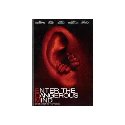 ENTER THE DANGEROUS MIND (DVD) 812491015834