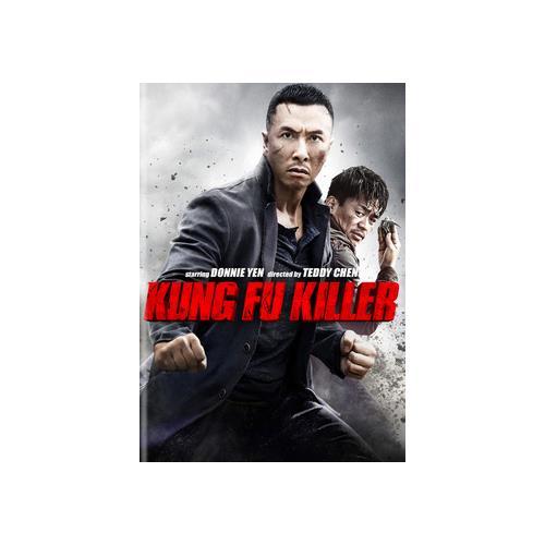 KUNG FU KILLER (DVD) 812491016343