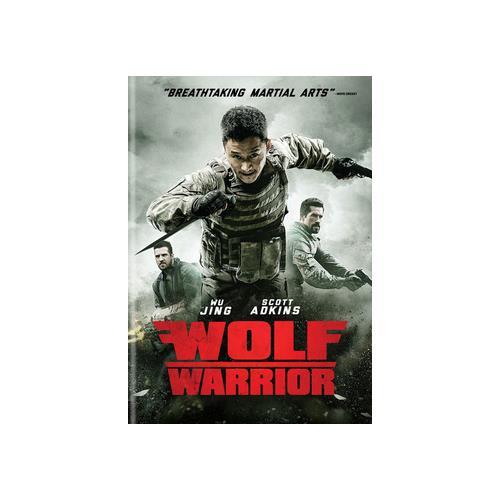 WOLF WARRIOR (DVD) 812491016398
