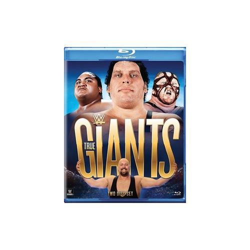 WWE-PRESENTS TRUE GIANTS (BLU RAY) (2DISCS) 651191953790