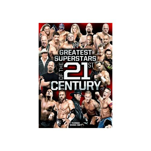 WWE-GREATEST STARS OF THE NEW MILLENIUM (DVD/3 DISC) 651191949281