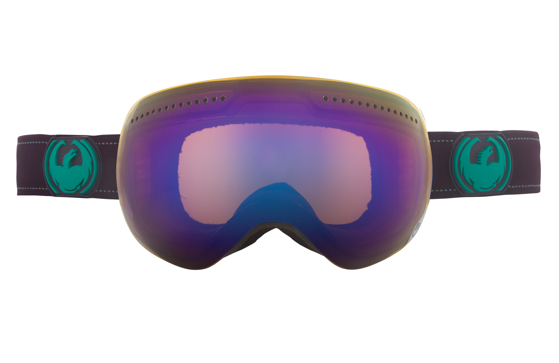 reflective snowboard goggles  lens reflective