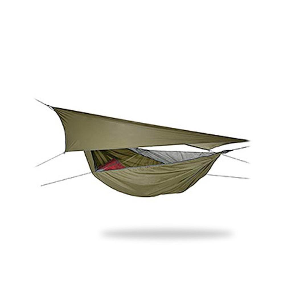 Hennessy Hammock Explorer Deluxe Asym Green New Ebay