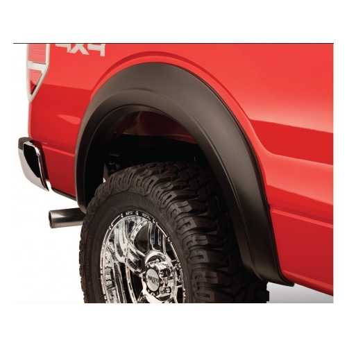 20070-02 Bushwacker Extend A Fender Flares Ford F150 - Rear Pair