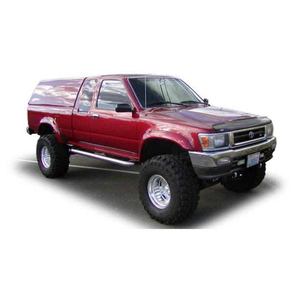 1989 Toyota Pickup 4x4 Car Interior Design