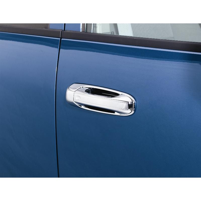 685111 avs chrome door handle cover for silverado sierra 2007 2013 ebay for 2007 chevy silverado interior door handle