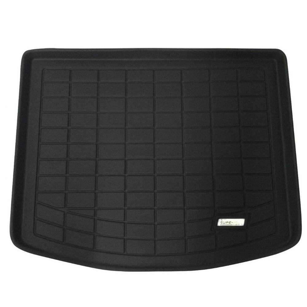72 117061 westin black sure fit cargo floor liner mats ford escape 2013 2017 ebay. Black Bedroom Furniture Sets. Home Design Ideas