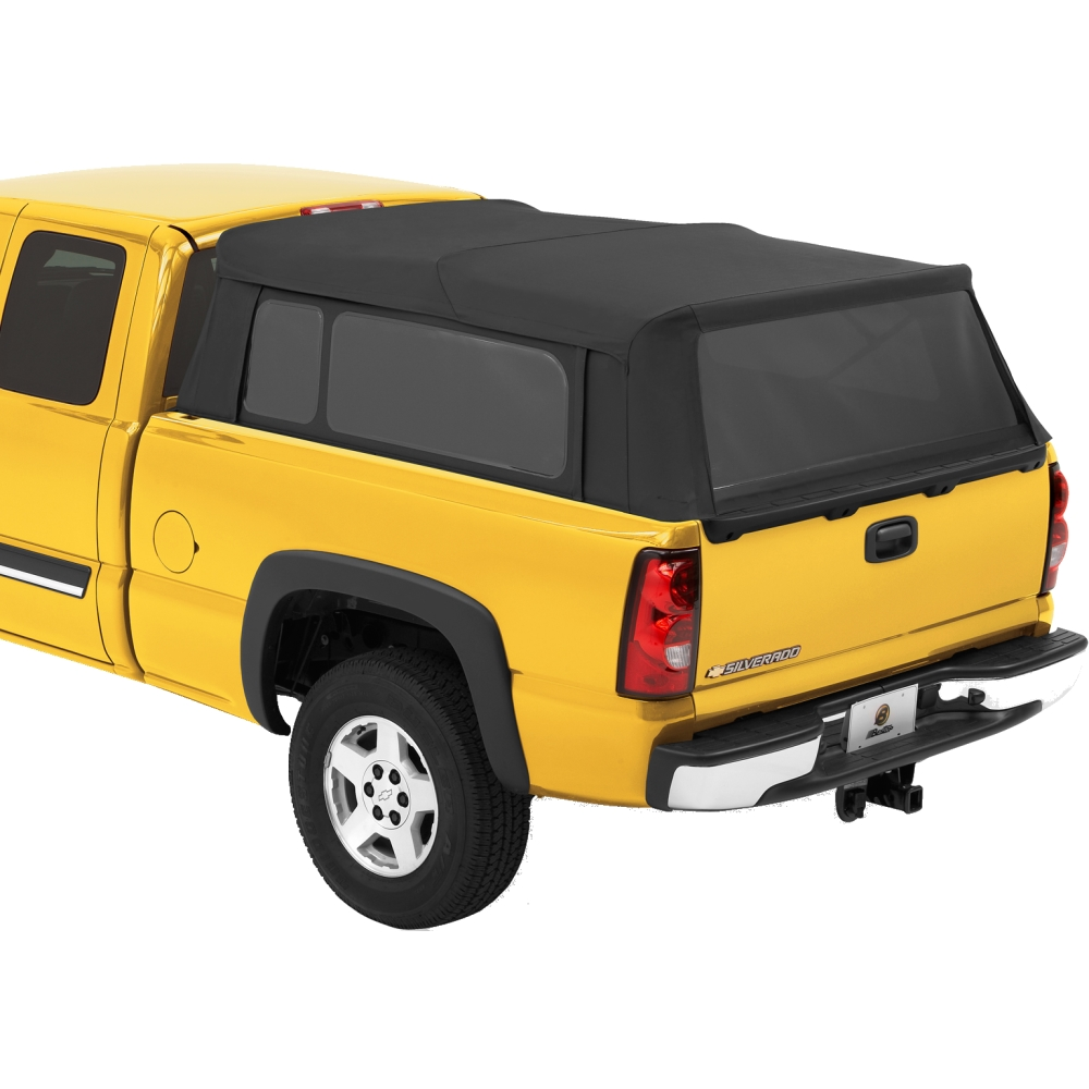Nissan Titan Truck Bed Camper With Top