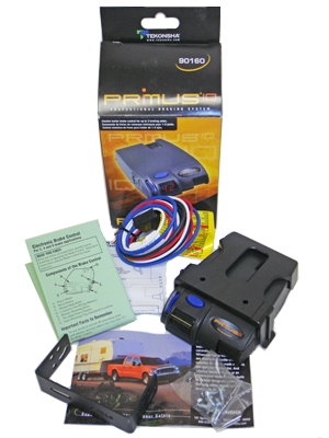 90160 Tekonsha Primus IQ Electric Trailer Brake Controller Box