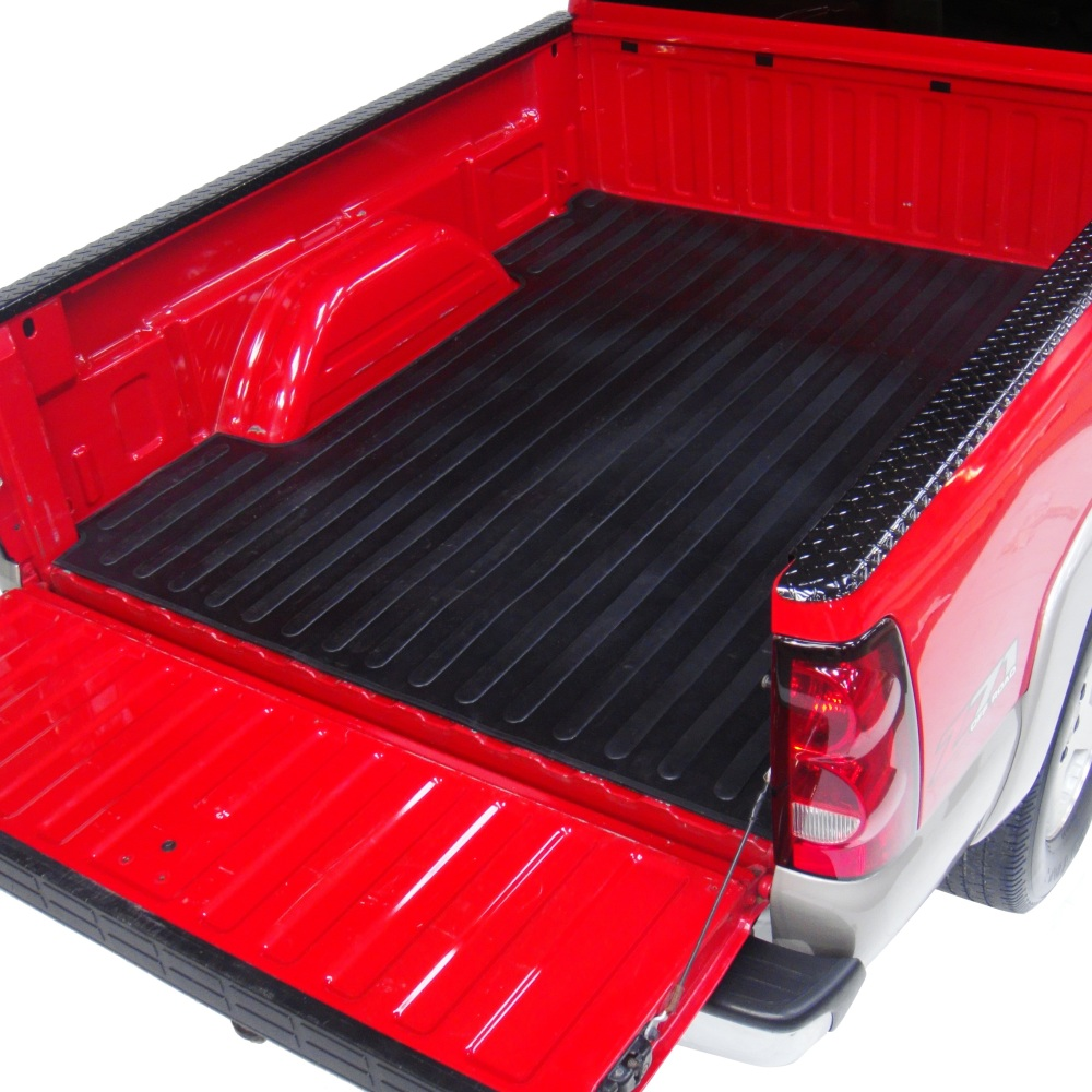 86501 Dee Zee Rubber Bed Mat Toyota Tacoma 6 1989 2004 Ebay