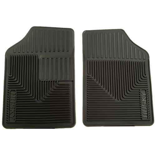 Dodge Intrepid Floor Mats: 51051 Husky Liners Black Heavy Duty Front Floor Mats For
