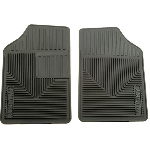 Dodge Intrepid Floor Mats: 51052 Husky Liners Grey Heavy Duty Front Floor Mats For