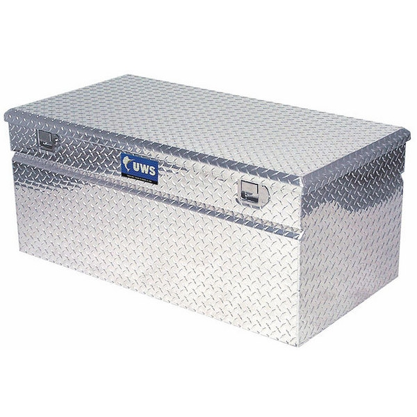 how to clean aluminum diamond plate toolbox