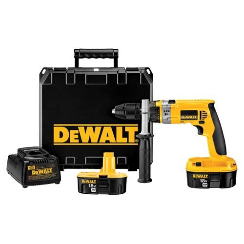 dewalt 18v battery charger manual