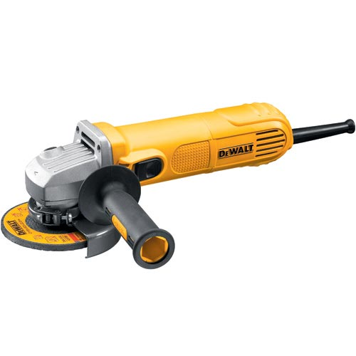 De Walt Electric Grinder ~ Dewalt dw r inch amp electric corded small