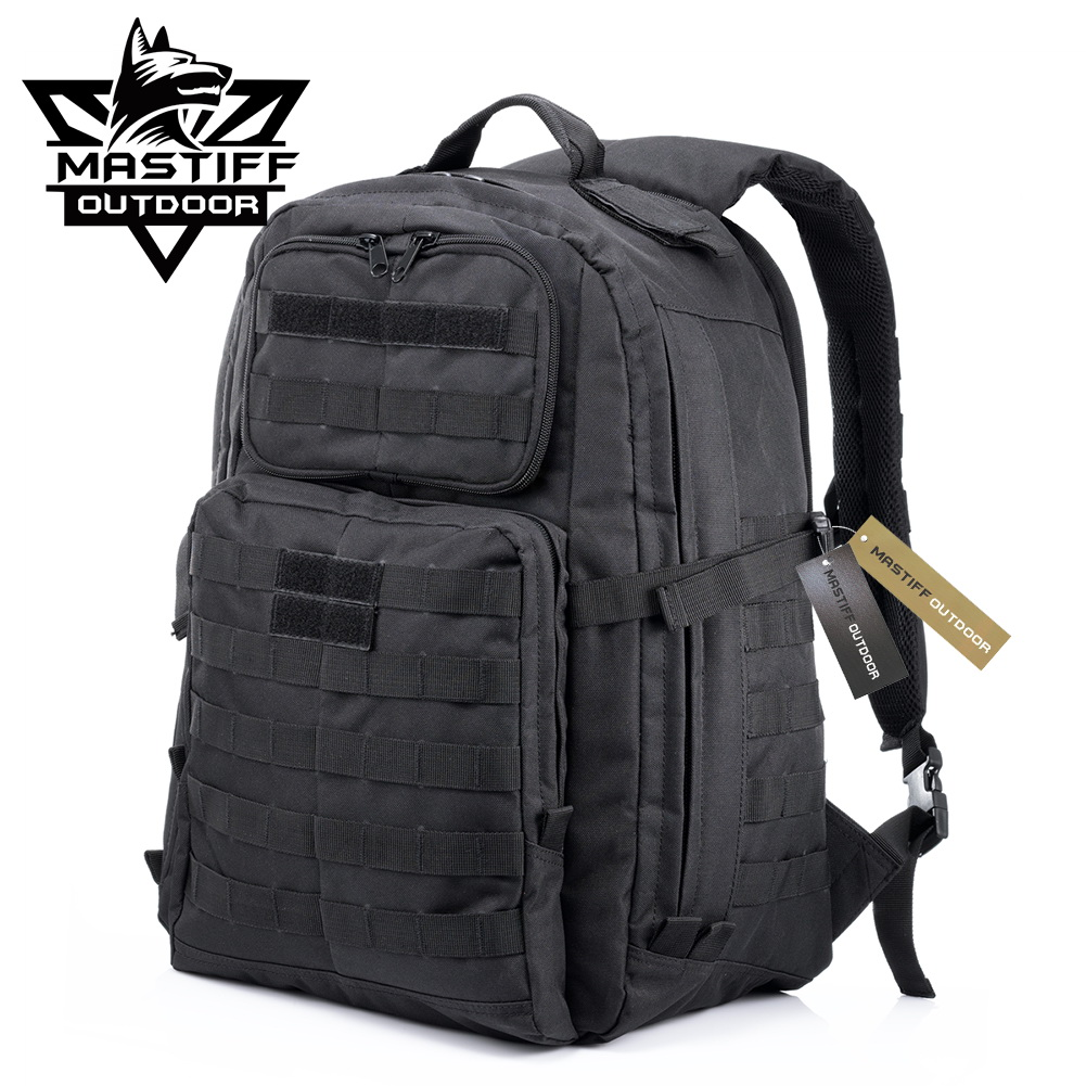 Mastiff outdoor tactical recon backpack military molle for Outdoor rucksack