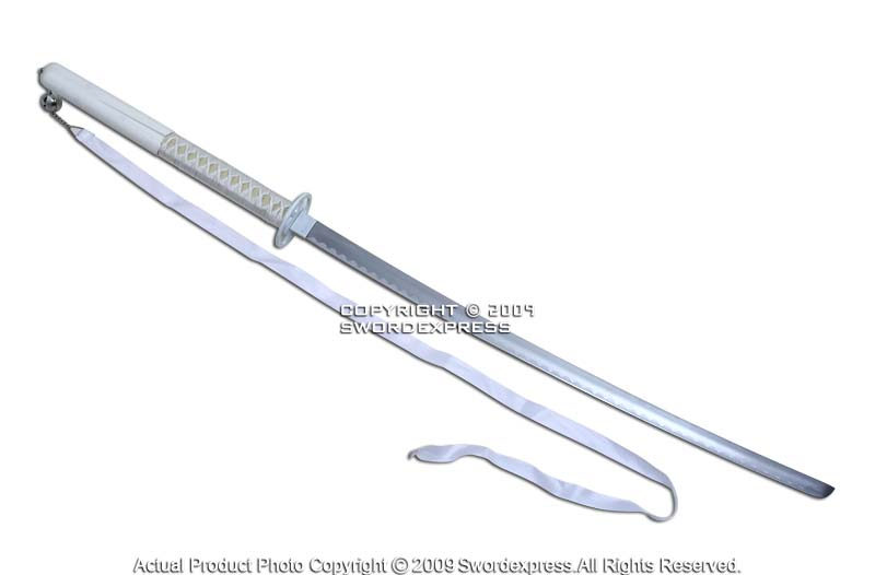 Details about J... Japanese Katana Sword White