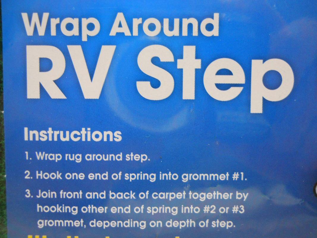 Rv camper motor home 5th wheel trailer brown entry door for Motorized rv entry steps