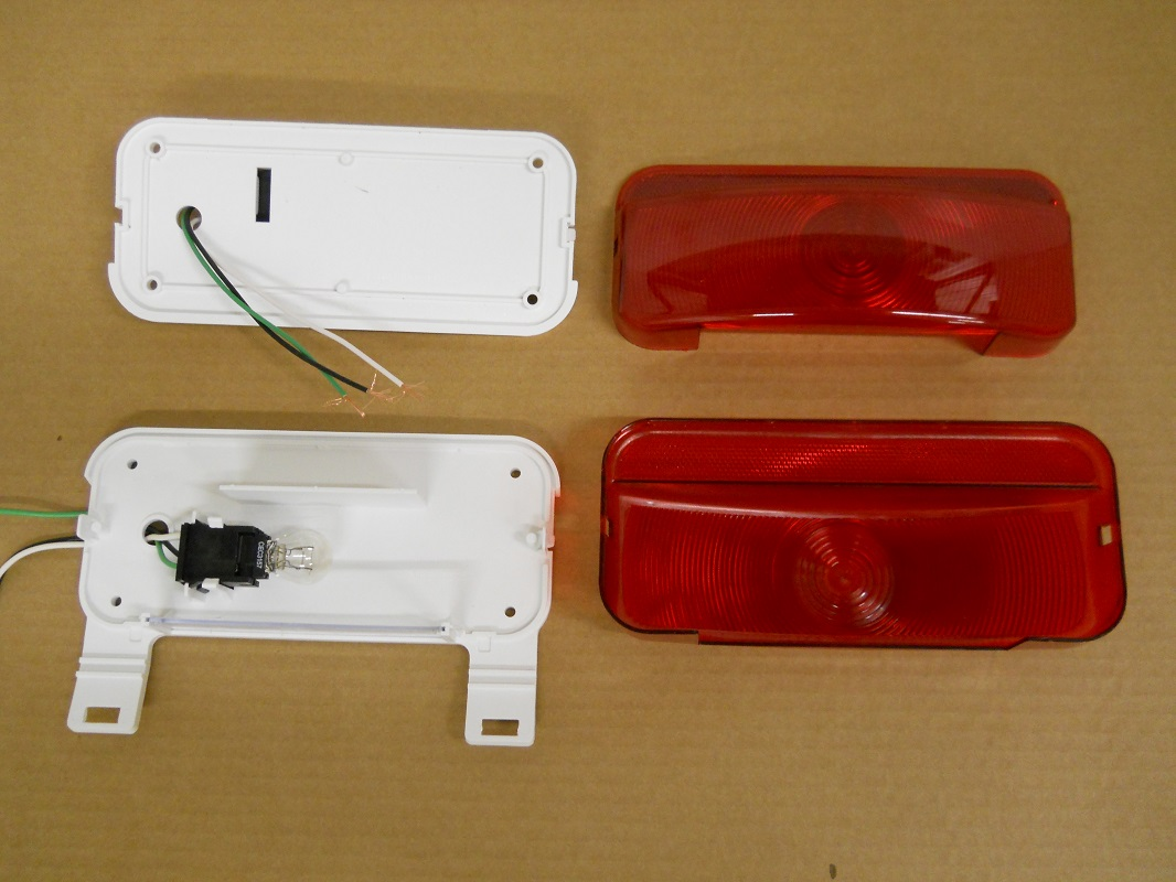 Cool SCAMPTASTIC Scamp Travel Trailer LED Tail Lights On Vimeo