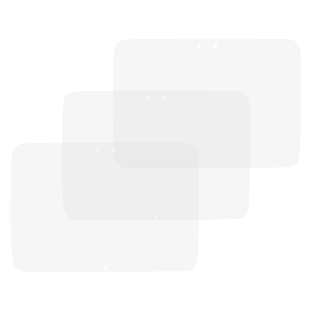 MiniGuard HD Screen Protector for Google Nexus 10 Tablet (3x Pack, Ultra Clear)