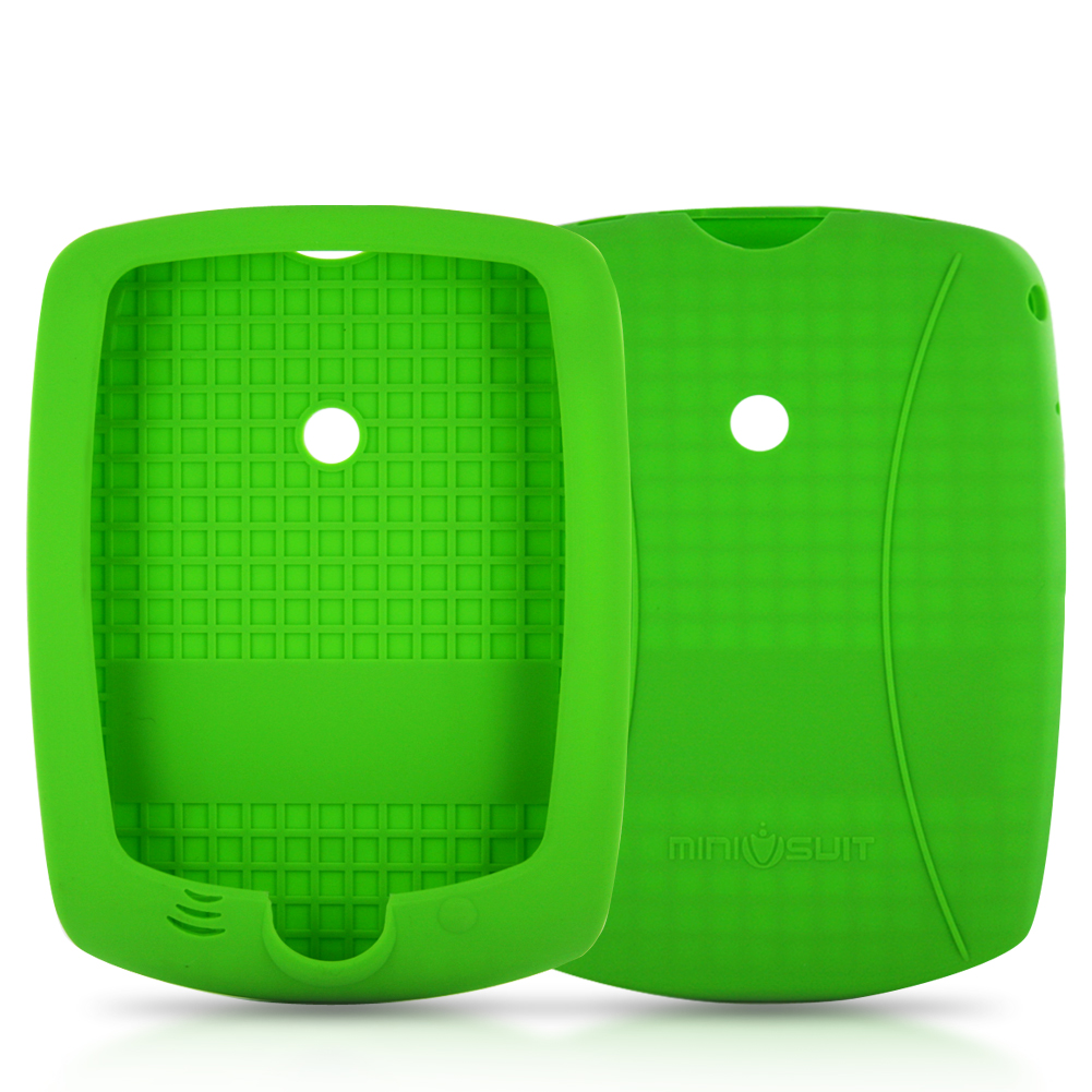 Minisuit Green Food-Grade Silicone Non-Slip Grip Skin for LeapFrog LeapPad Tablet 1 at Sears.com