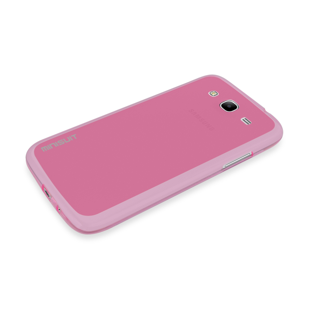 """Starter Kit for Samsung Galaxy Mega 5.8"""" i9150 - Case, Screen Protector, Stylus (Pink)"""