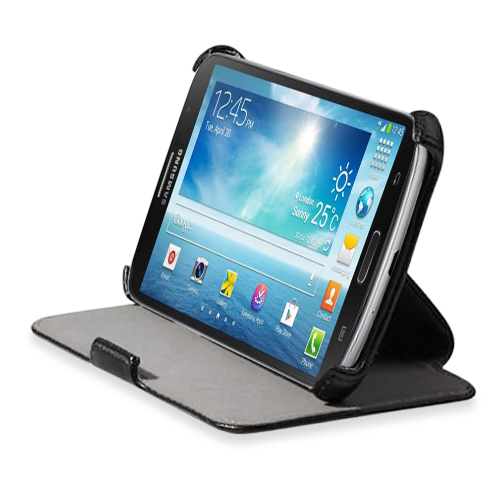 "Samsung Galaxy Mega Tablet 6.3"" i9200 Slim Profile Stand Case"