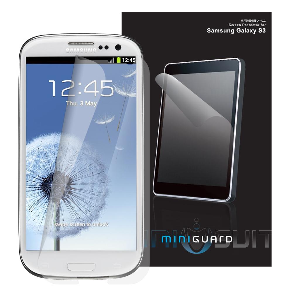 Nillkin Anti-fingerprint Screen Protector For Samsung GALAXY S3 I9300